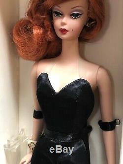12 Mattel Barbie Doll Silkstone Dusk To Dawn Limited Redhead FashionMint NRFB