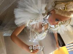 1992 Bob Mackie Empress Bride Barbie Limited Edition Doll