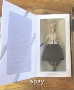 1996 Christian Dior Paris Barbie Limited Edition