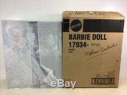 1997 MADAME DU BARBIE 10th in a SERIES OF LIMITED EDITION DOLLS by BOB MACKIE