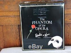 1998 Phantom Of The Opera Barbie & Ken Dolls Fao Schwarz Limited Edition