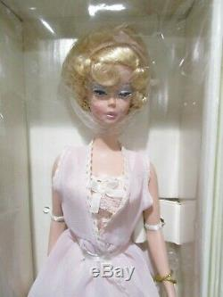 2000 # 4 & 5 Lingerie Silkstone Barbie Doll NRFB Limited Edition Mint. 2 Dolls