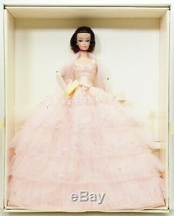 2000 Mattel Limited Edition In the Pink Silkstone Barbie Doll 2 No. 27683 NRFB