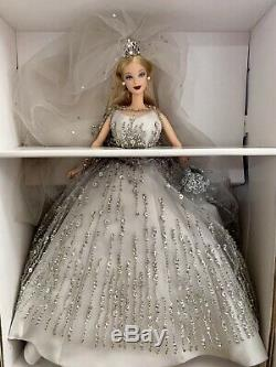 2000 Millennium Bride Barbie Doll NRFB Mattel SKU #24505 Limited Edition