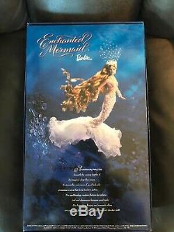 2001 Enchanted Mermaid Barbie Limited Edition #53978