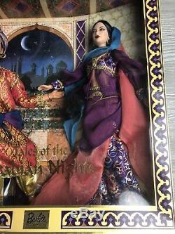 2001 Tales of the Arabian Nights Collectors Barbie Doll Set Limited Edition