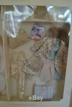 2002 Limited Edition BFMC CONTINENTAL HOLIDAY Barbie Giftset