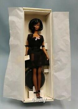 2002 Lingerie Silkstone Barbie #5 Fashion Model Collection Limited Edition 56120