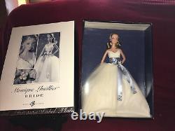 2006 Monique Lhuillier Bride Platinum Label Barbie NRFB Limited Edition Of 999