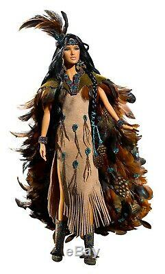 2006 WIND RIDER Native American Barbie doll Gold Label limited edition MIMB
