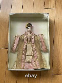 2008 Empress of the Golden Blossom Gold Label Barbie Limited Edition03