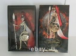 2009 Barbie Doll as Athena Gold Label NRFB Limited to 5300 World Wide Wow