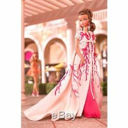 2010 Palm Beach Coral Barbie Silkstone Robert Best R4535with limited poster