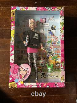 2011 Tokidoki Limited Edition Collector Barbie