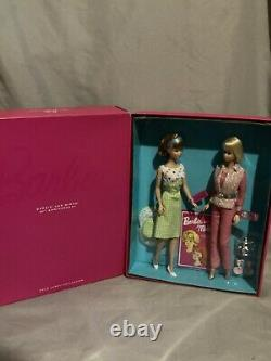 2012 Barbie and Midge 50th Anniversary Limited Edition NRFB