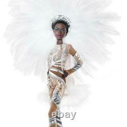 2012 Mattel Barbie Doll Stephen Burrows Pazette Gold Label Collection Limited