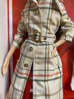 2013 Designer Coach Barbie Doll Limited Edition