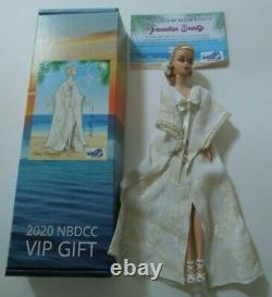 2020 NBDCC VIP Gift Barbie Doll by Artist Creations Limited 24/200
