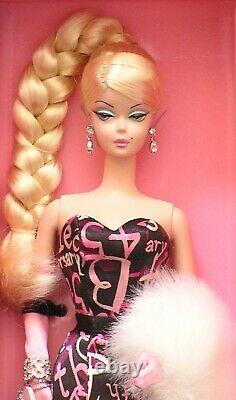 45th Anniversary Silkstone Barbie BFMC NRFB 2003 Limited Edition Mattel B8955