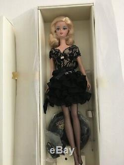 A Trace Of Lace Platinum Label Barbie Japanese Blonde Limited To 500