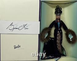 African American Barbie Doll Byron Lars Plum Royale Barbie Limited Edition