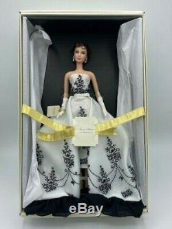 Audrey Hepburn As Sabrina Limited Edition Silkstone Barbie Doll Figure Nip 2013