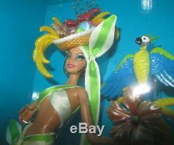 BARBIE BOB MACKIE BRAZILIAN BANANA BONANZA Gold Label Collection Limited Edition