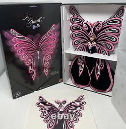 BARBIE Bob Mackie Le Papillon Limited Edition Doll