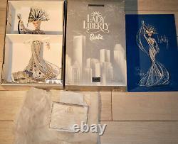 BARBIE DOLL LADY LIBERTY by BOB MACKIE LIMITED EDITION FAO SCHWARTZ