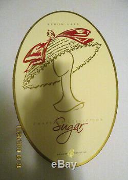 BARBIE SUGAR DOLL by BYRON LARS, gold limited edition BNIB NRFB