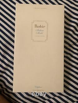 BEAUTIFUL Delphine Silkstone Barbie BFMC Limited Edition NRFB, RARE