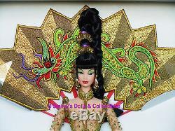 BOB MACKIE GODDESS OF ASIA BARBIE Limited Ed Designer 20648 (VIL008) NRFB