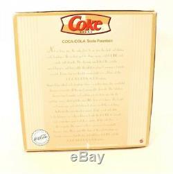 BRAND NEW BARBIE COCA COLA SODA FOUNTAIN #26980 2000 Limited Edition MATTEL