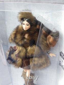 Barbie CHEWBACCA faux fur Star Wars X 2020 Mattel GMM96 PLATINIUM edition limité
