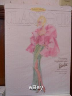 Barbie CLASSIQUE COLLECTION Complete Set of 9 1992 1998 Limited Edition