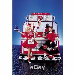 Barbie Coca-Cola Soda Fountain 26980 Limited Edition, Mint, Factory Sealed