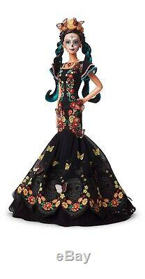 Barbie Collector Dia De Los Muertos(Day of The Dead) Doll Limited