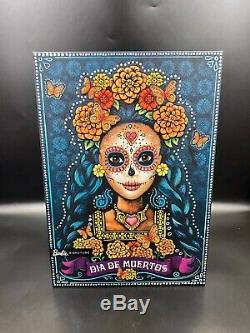 Barbie Collector Dia De Los Muertos(Day of The Dead) Doll Limited, IN HAND