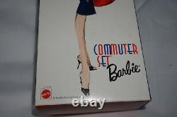 Barbie Commuter Set vintage reproduction 1998 doll nrfb limited edition