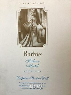 Barbie DELPHINE Fashion Model Silkstone FAO SCHWARZ Limited Edition 2000