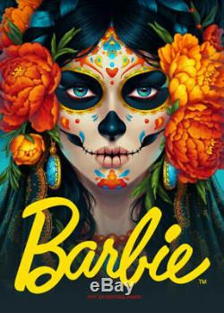 Barbie Day Of The Dead Limited Edition Ready To Ship