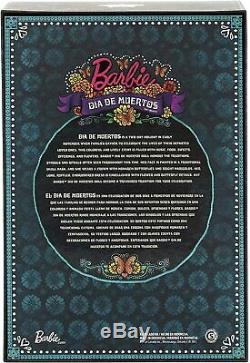 Barbie Day of The Dead Dia De Los Muertos Doll Limited Edition