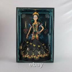 Barbie Dia De Los Muertos Day of The Dead Doll 2019 Limited Edition Halloween
