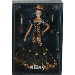 Barbie Dia De Los Muertos (Day of The Dead) Doll Limited Edition Brand New