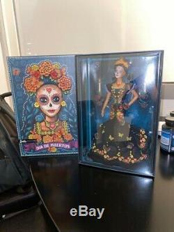 Barbie Dia De Los Muertos (Day of The Dead) Limited IN HAND