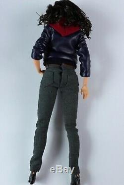 Barbie Disney Gal Gadot Wonder Woman Repaint Wreck It Custom OOAK Doll Limited