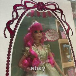 Barbie Doll Tarina Tarantino Limited 2008 Rare Gold Label Unopened