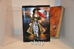 Barbie Doll The Pirate Gold Label 2007 Limited
