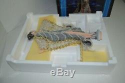 Barbie ERTE Stardust Limited Edition Porcelain Doll MIB NEW Package Mattel 1995