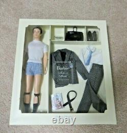 Barbie Fashion Insider Ken Silkstone Doll Fashion Model 2002 Limited Ed. NEW